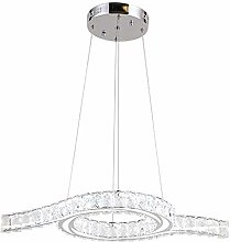 PLLP with Remote Control Hanging Lamp Modern Led