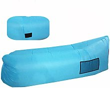 PLMOKN Inflatable Bed Outdoor Air Sofa Comfortable