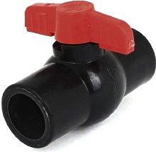 Plumbing 25mm x 25mm Slip Ends Full Port PVC Ball
