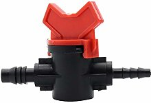 Plumbing Accessories 10 Pcs Plastic Coupling Pipe