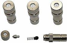 Plumbing Accessories 5~20Bar Low Pressure Copper