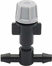 Plumbing Accessories Gray Garden Fog Nozzle
