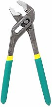 Plumbing Pliers, High Hardness Toothed Groove