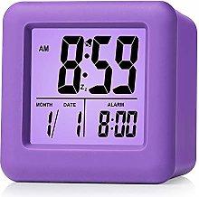 Plumeet Easy Setting Digital Travel Alarm Clock