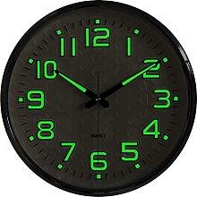 Plumeet Night Light Wall Clocks - 13 Inches Clock