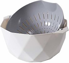 PLUS PO Food Strainer Kitchen Gadgets Rice Sieve