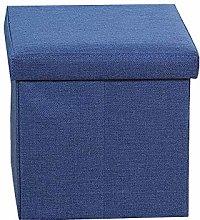 PLUS PO footstool pouffe storage box footstools