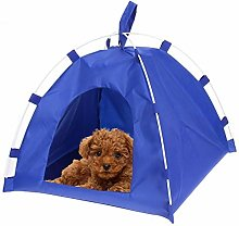 PLUS PO Pet Tent Dog Shade Tent Dog House Indoor