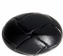 Plush Addict Imitation Leather Buttons for Sewing,