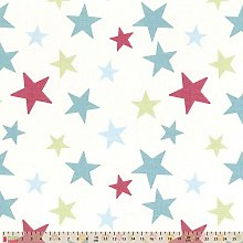 Plush Addict Upholstery/Curtain Fabric - Scattered