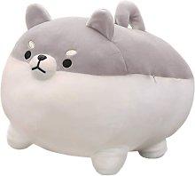 Plush Anime Corgi Cute Plush Dog Pillow Soft,