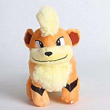 Plush Toy 25Cm,Growlithe Plush Toy Lovely Dog Doll