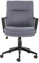 Pluto Office Chair - Grey