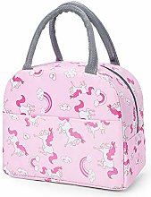 PLXX Lunch Bag Daily Work Food Cooler Bag