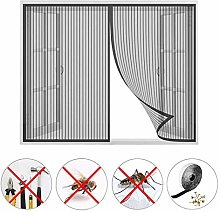 PLYY Magnetic Fly Screen Window Mesh, Mosquito