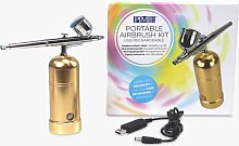 PME Portable Cordless Cake Decorating Airbrush Kit with USB Charger