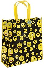 PMS International Emoji Re-Useable Shopping Bag
