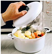 PMS Turbo Cooker' Microwave Pressure Cooker in