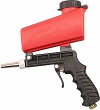 Pneumatic Sandblasting Gun Kit - Media Sandblaster