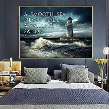 PO-decor wall pictures Modern Poster Motivational