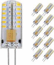 Pocketman 10 Pack 3 Watt AC/DC 12V G4 LED Lighting