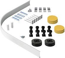 Podium Easy Plumb Panel Riser Kit for Quadrant