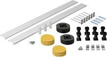 Podium Easy Plumb Panel Riser Kit for Square and