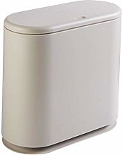 POETRY garbage cans Press Kitchen Waste Bin Large