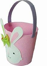 poetryer Easter Gift Bag, Candy Bag Easter Egg