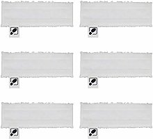 POHOVE 6pcs Karcher-SC Set,Replacement Microfibre