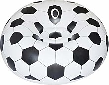 POHOVE Inflatable Soccer Ball Chair,Inflatable