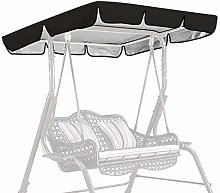 POHOVE Replacement Canopy Top Cover,Garden Swing