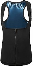 POHOVE Sauna Sweat Vest For Women Heat-Trapping