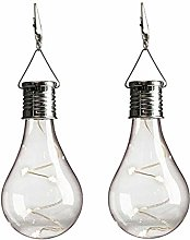 POHOVE Solar Shed Led Light Bulb Energy Saving