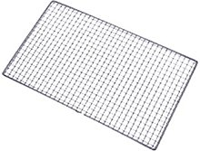 POHOVE Stainless Steel Mesh BBQ Grill Grate Grid