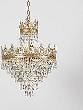 Pointhx French Classical Chandeliers E14 Ceiling