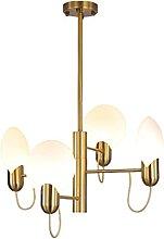 Pointhx Light Luxury Modern Chandeliers E14