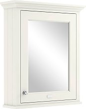 Pointing White Bathroom Cabinet 750mm High x 650mm