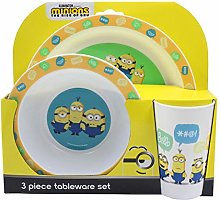 Polar Gear 1425 1731 Minions Tableware Childrens