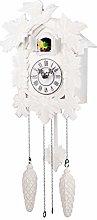 Polaris Clocks Cuckoo Clock with Night Mode, Hand