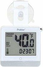 Polder Digital Fridge Freezer Thermometer