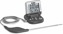Polder Digital in-Oven Meat Thermometer with Heat