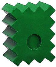 Pole Block (One Size) (Green) - Stubbs