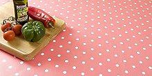Polka Dots & Spots Decorative Wipe Clean PVC Vinyl