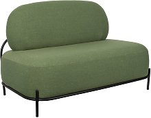 Polly Green sofa