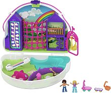 Polly Pocket Polly & Shani Rainbow Cloud