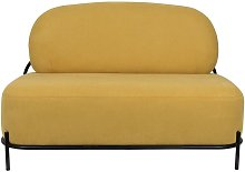 Polly Yellow Sofa