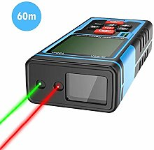 pologyase Infrared Laser Measure 196Ft Laser