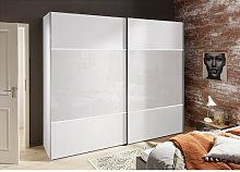 Polonius 2 Door Sliding  Wardrobe Wade Logan