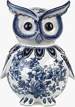 pols potten Owl Piggy Bank